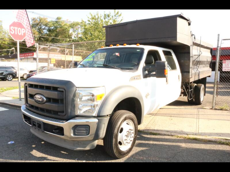 Ford F-450 SD Crew Cab DRW 2WD 2012