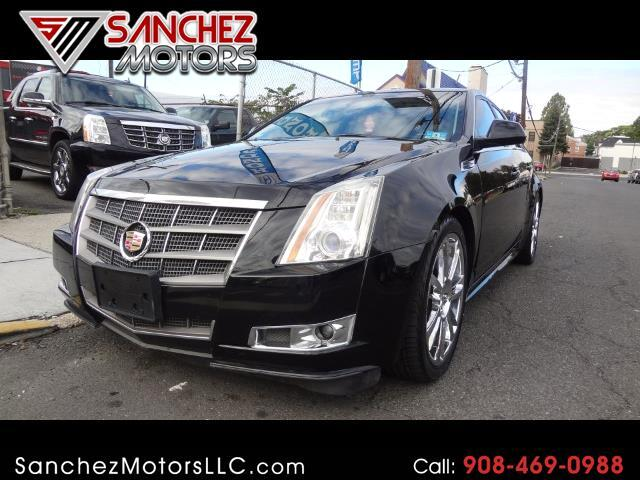 2010 Cadillac CTS 3.0L Perfomance