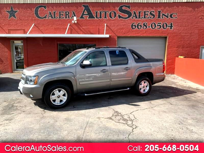 Chevrolet Avalanche LT 2WD 2012
