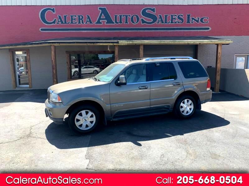 Lincoln Aviator 2WD Luxury 2004