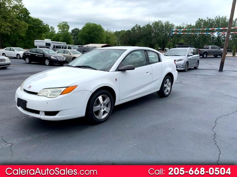 Saturn ION 3 Quad Coupe Automatic 2007