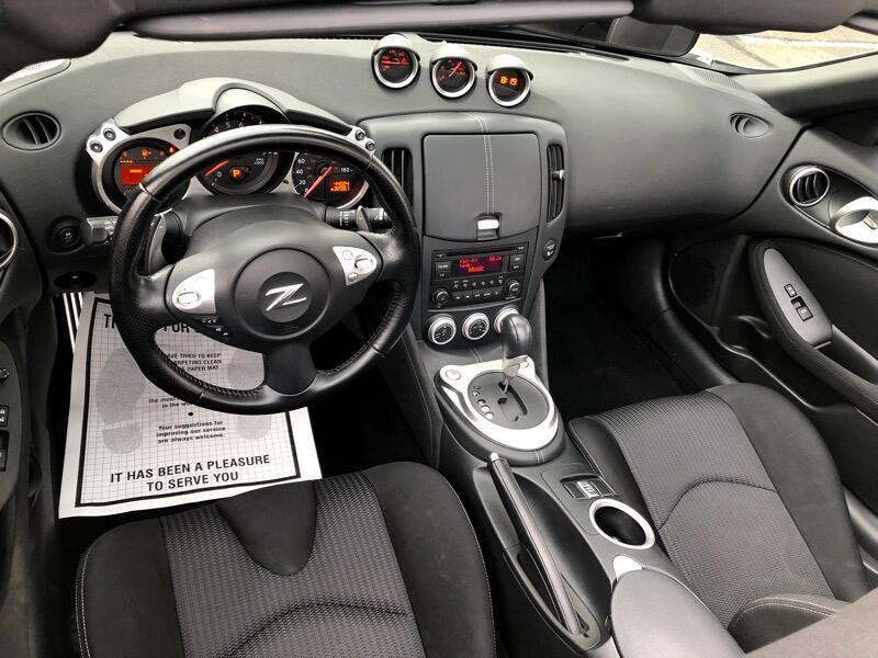 2015 Nissan Z 370Z Roadster