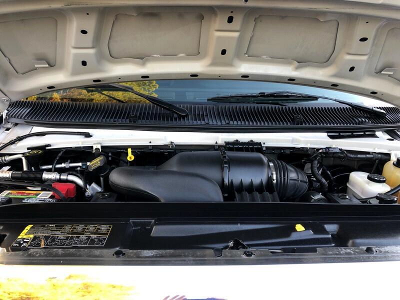 2014 Ford Econoline E-250