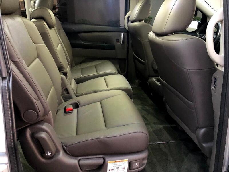 2016 Honda Odyssey 5dr EX-L
