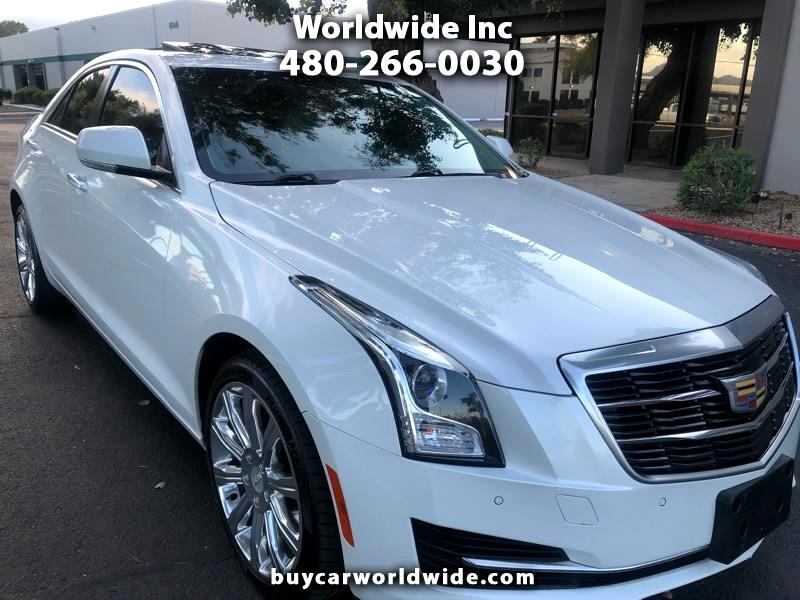 Cadillac ATS 2.0L Luxury AWD 2015