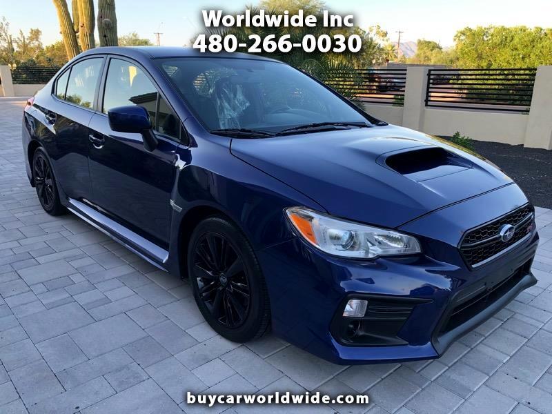 Subaru WRX Premium 6M 2020