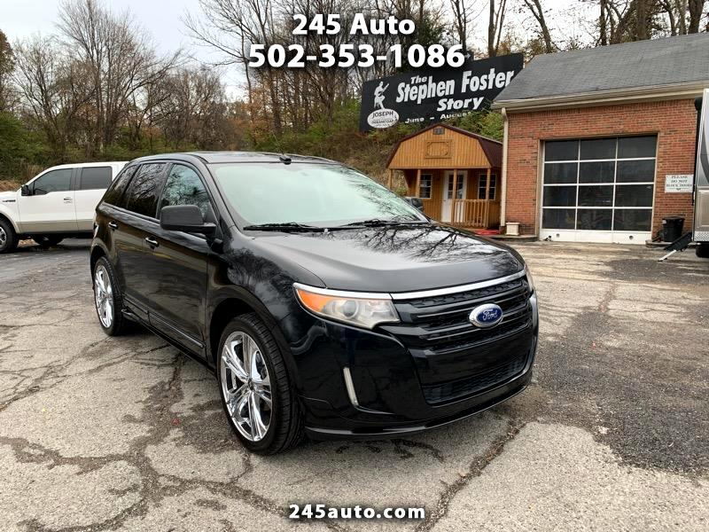 Ford Edge Sport FWD 2011