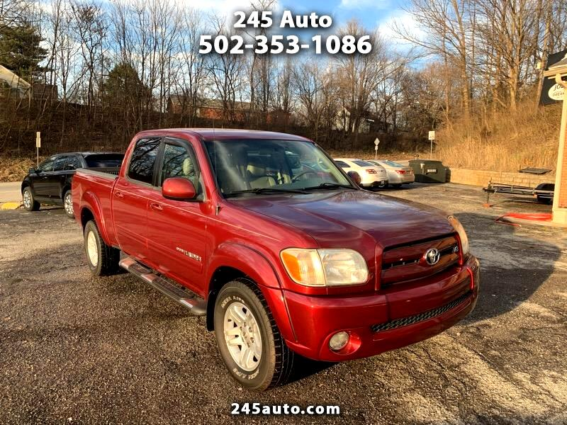 Toyota Tacoma 4WD Limited Double Cab 5' Bed V6 AT (Natl) 2005