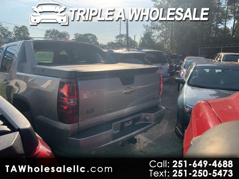 "Chevrolet Avalanche 4WD Crew Cab 130"" LT w/3LT 2007"