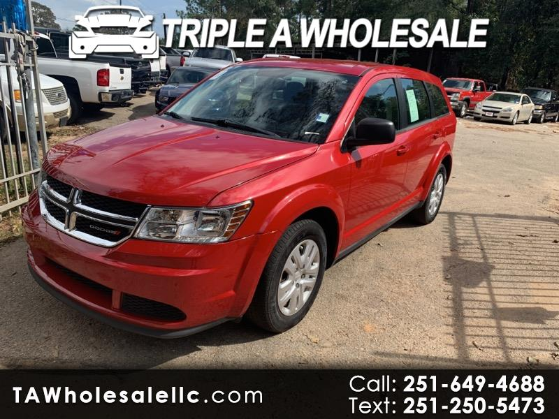 2014 Dodge Journey FWD 4dr American Value Pkg