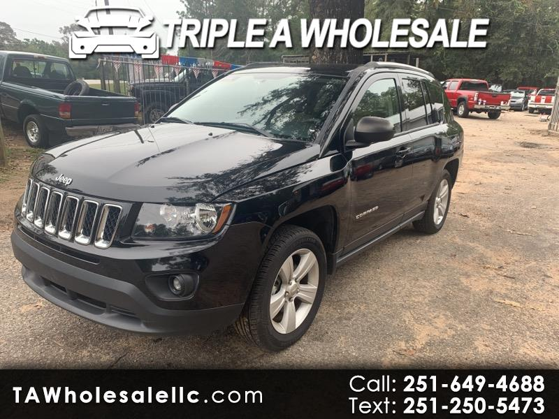 Jeep Compass Sport FWD *Ltd Avail* 2017