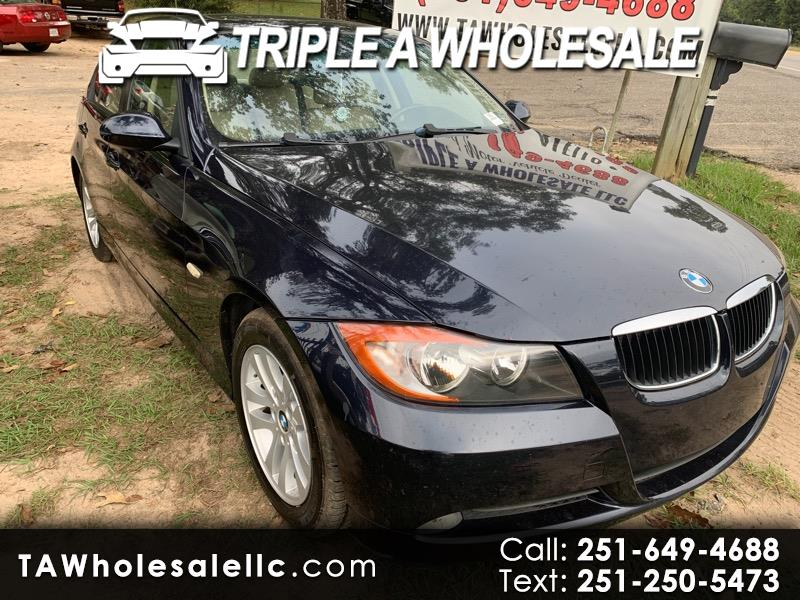 2007 BMW 3 Series 4dr Sdn 328i RWD South Africa