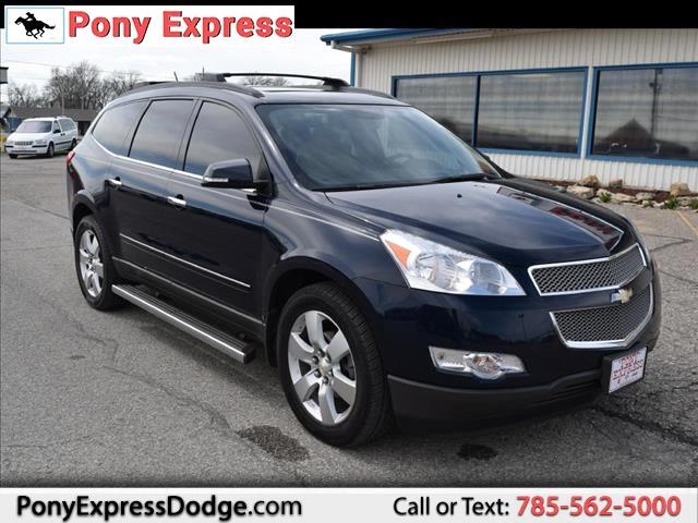 2010 Chevrolet Traverse LTZ AWD