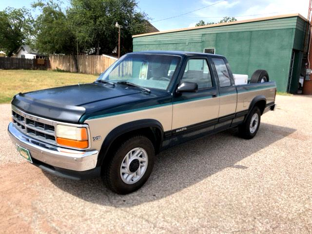 1993 Dodge Dakota Club Cab 6.5-ft. Bed 2WD