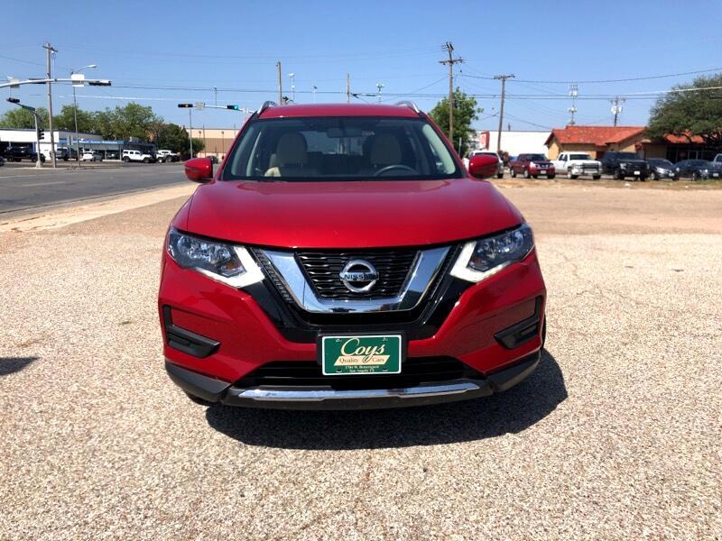 Nissan Rogue 2017.5 FWD SV 2017