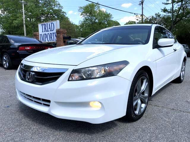 2011 Honda Accord EX-L V-6 Coupe AT