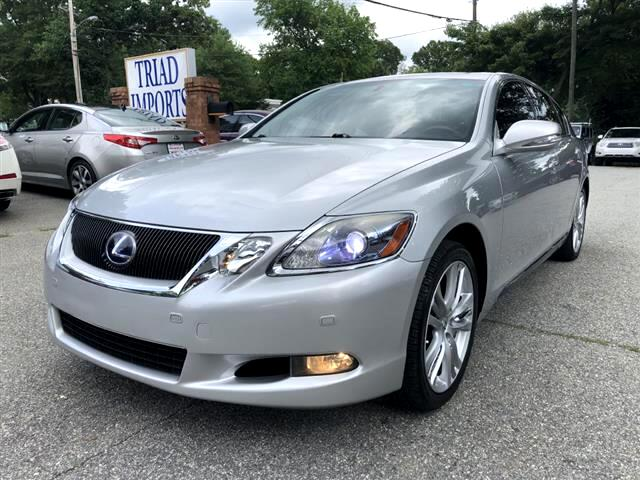 2008 Lexus GS 450h Sedan