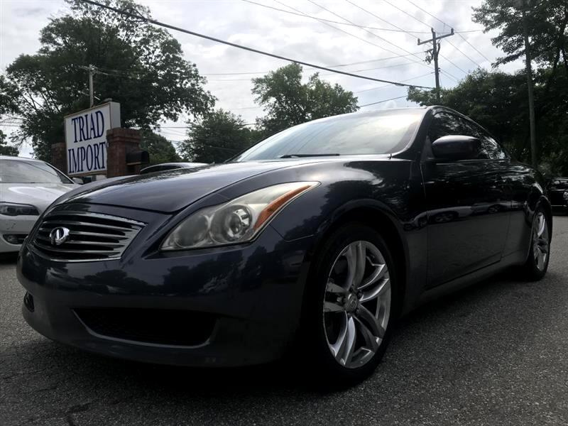 2008 INFINITI G37 Base for sale VIN: JNKCV64E08M104675