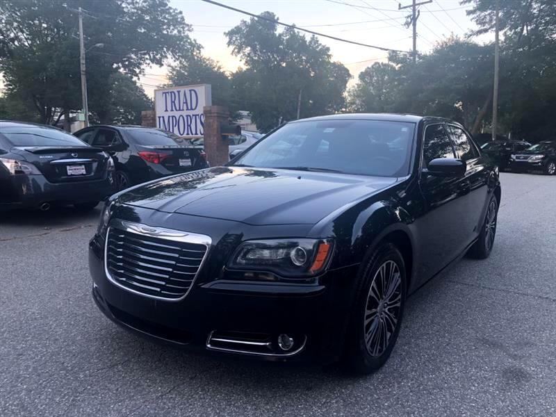 2012 Chrysler 300 S V6 AWD