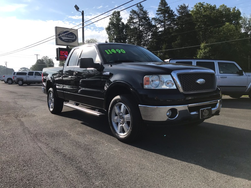 2006 Ford F-150 SuperCrew Crew Cab 139