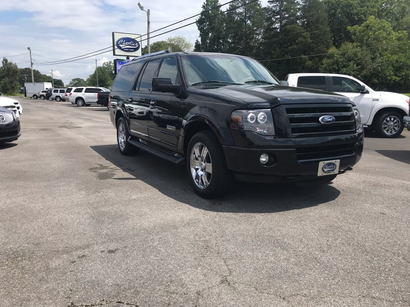 Ford Expedition EL Limited 4WD 2007