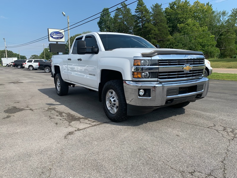 Chevrolet Silverado 2500HD LT Double Cab Long Box 4WD 2015