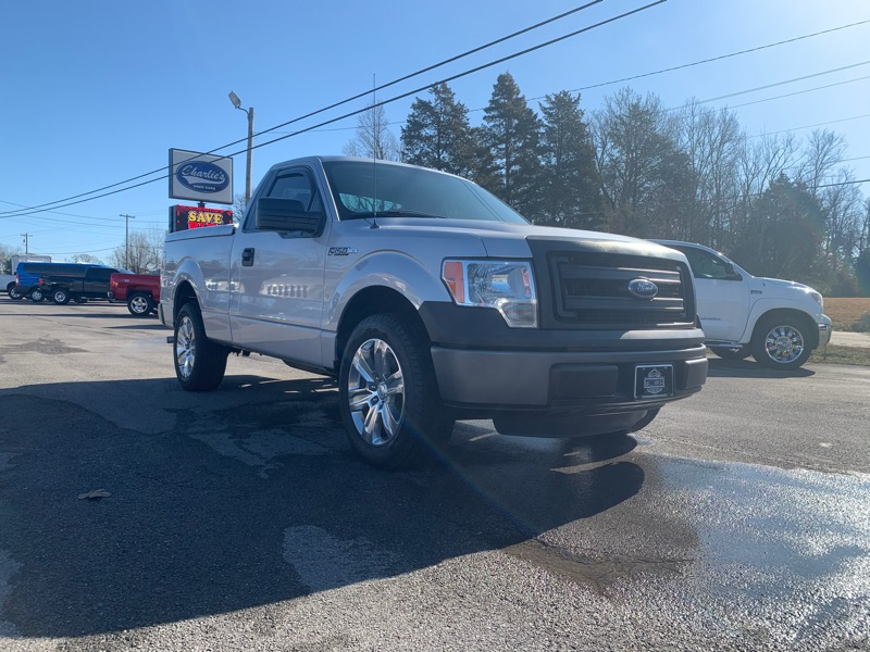 Ford F-150 XLT 6.5-ft. Bed 2WD 2014