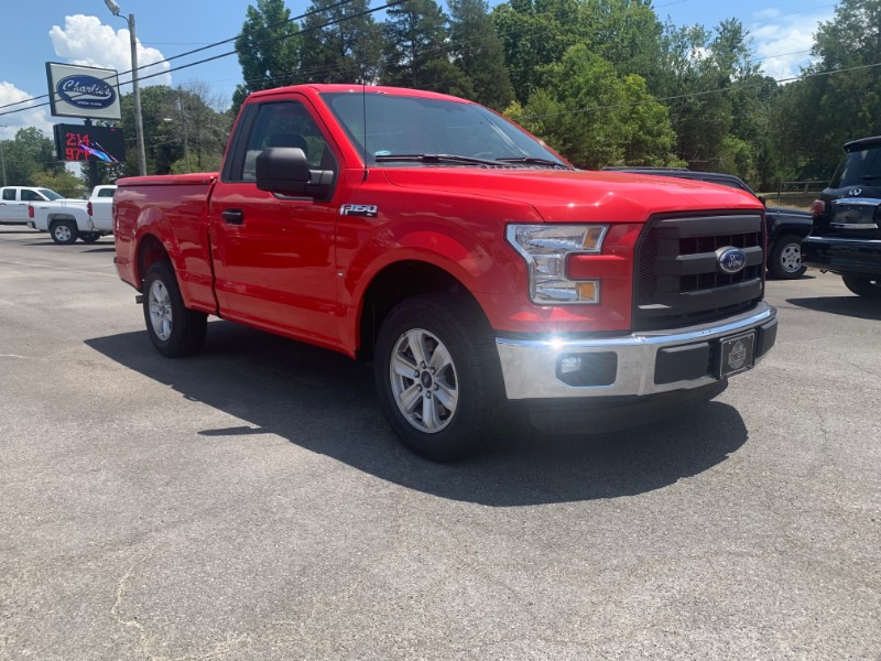 Ford F150 XL Reg Cab 2016
