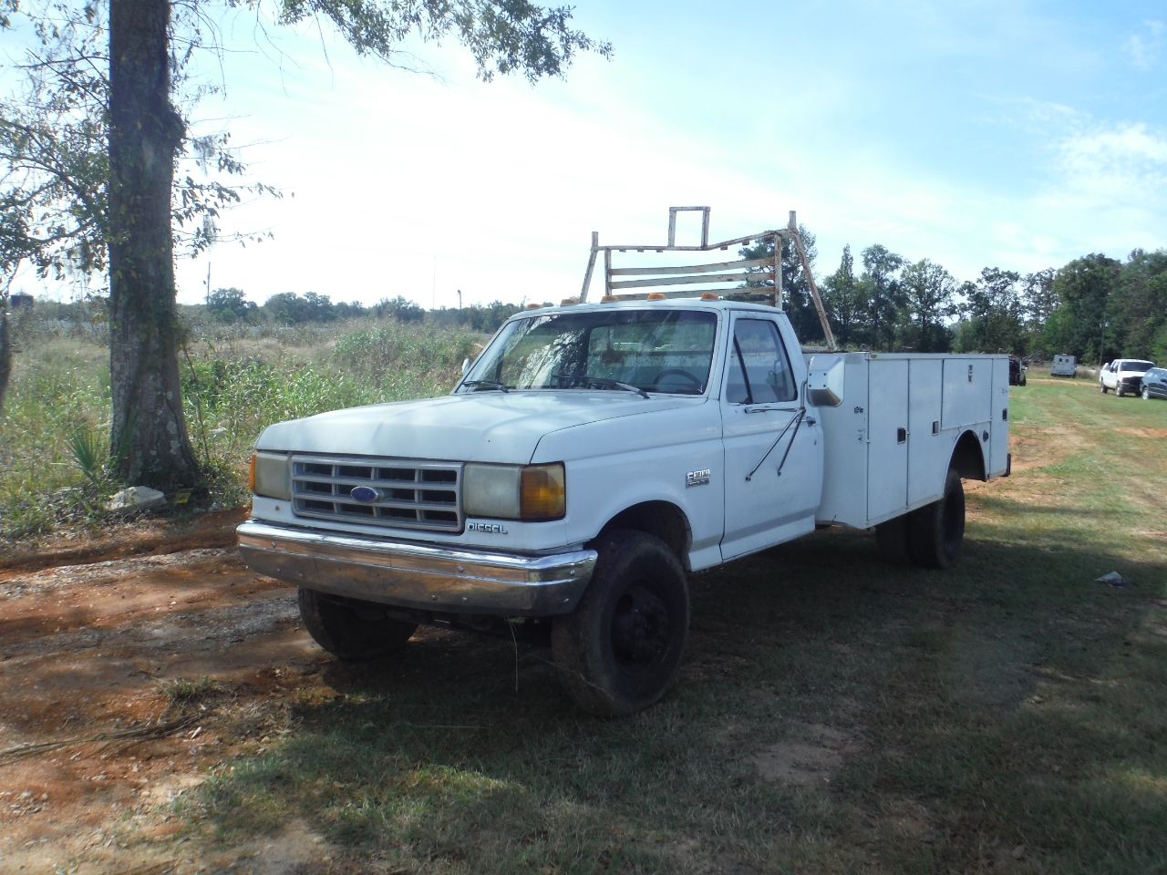 1989 Ford F-450 SD Chassis Cab 2WD
