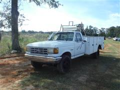 1989 Ford F-450 SD