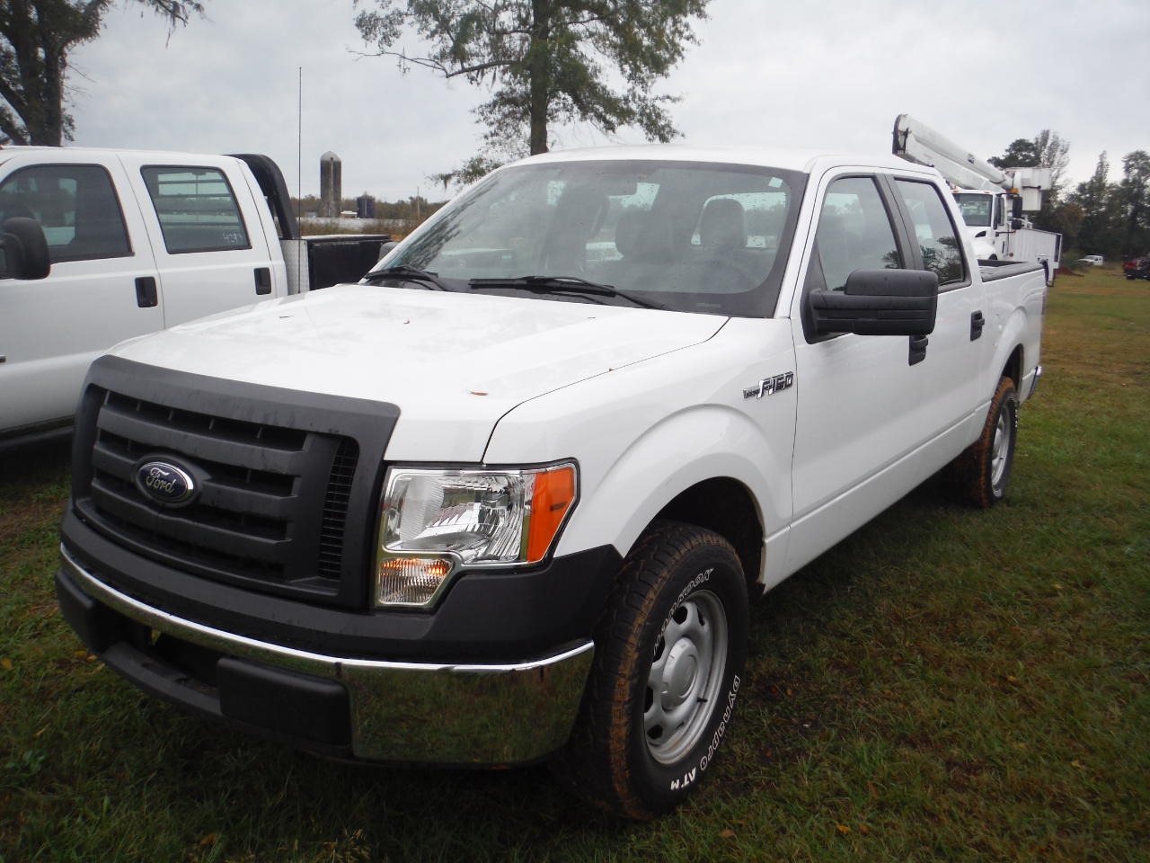 2012 Ford F-150 XL SuperCrew 6.5-ft. Bed 2WD