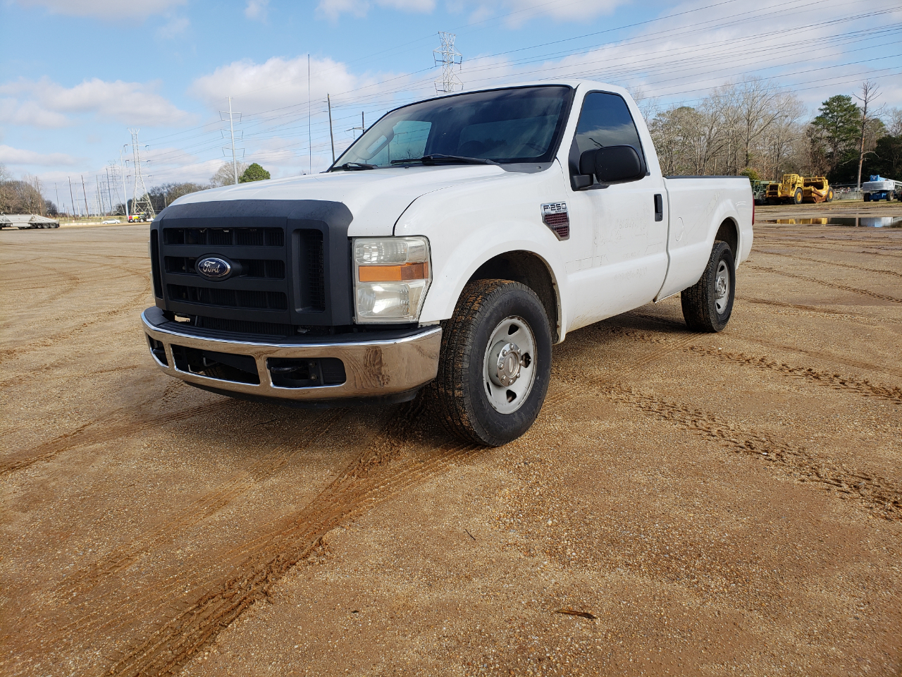 2008 Ford F-250 SD XL 2WD