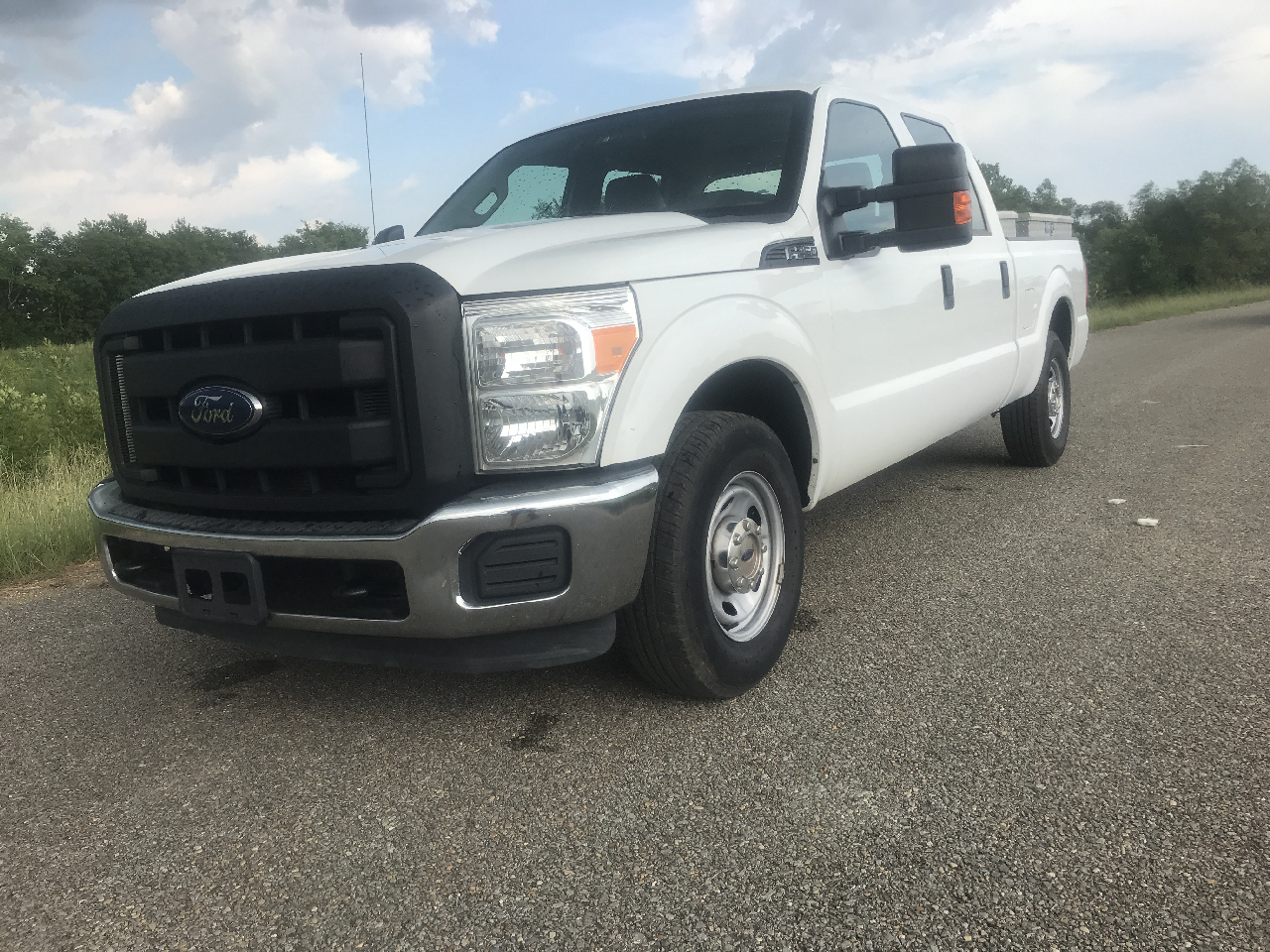 2014 Ford F-250 SD XL Crew Cab 2WD