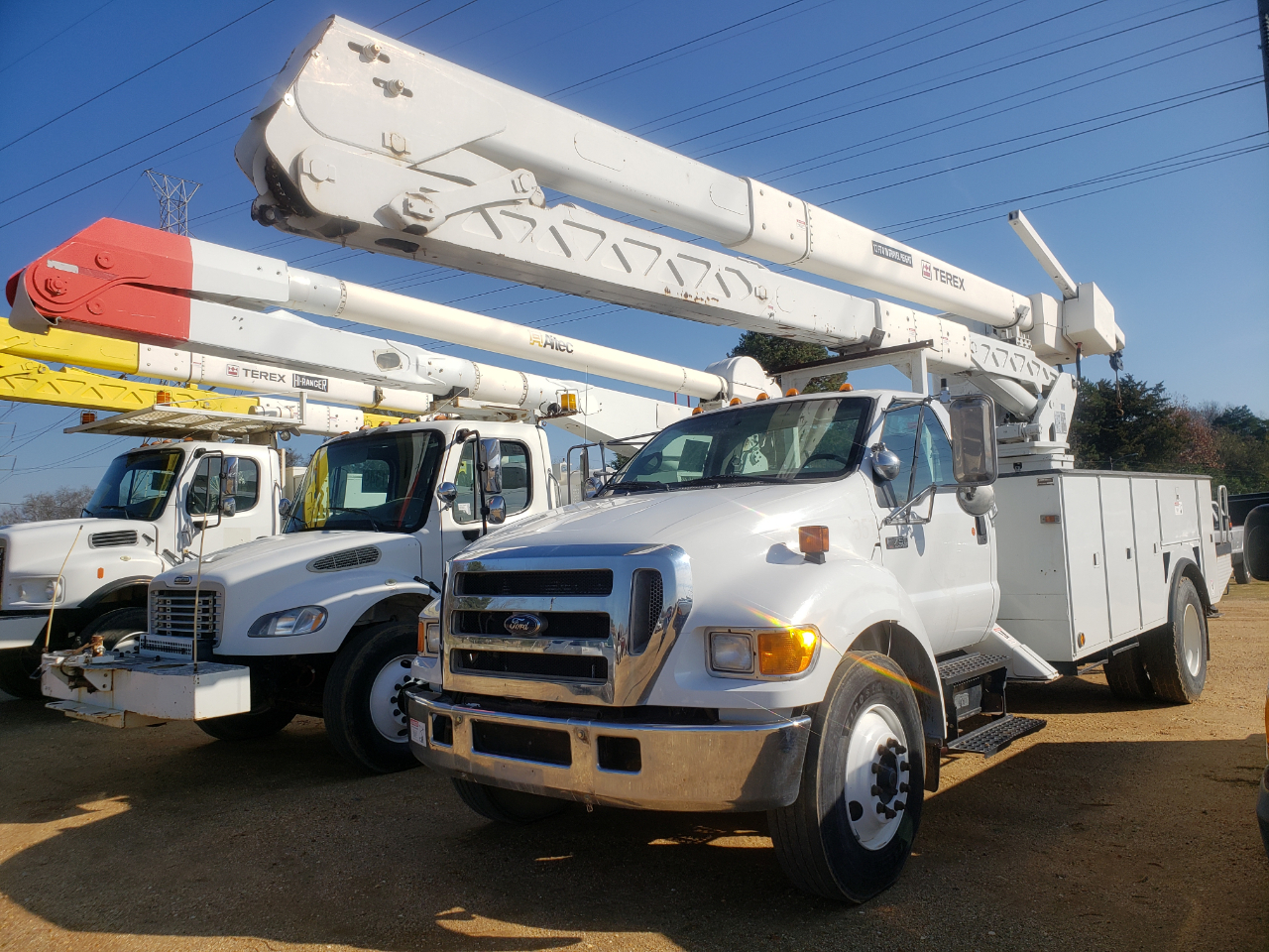 Ford F-750 Regular Cab 2WD DRW 2007