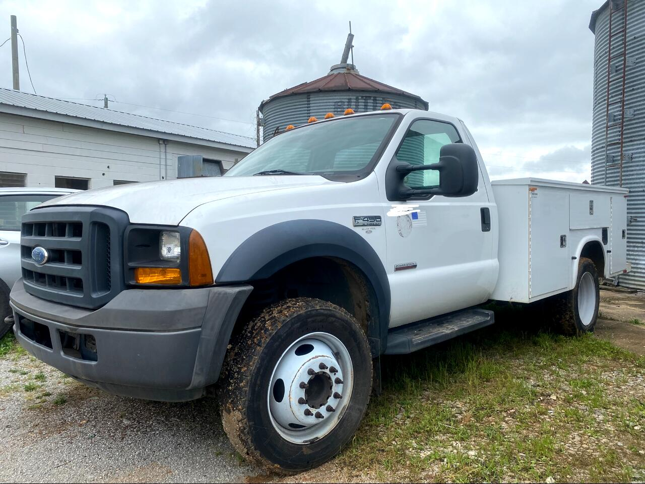 Ford F-450 SD Regular Cab 2WD DRW 2007