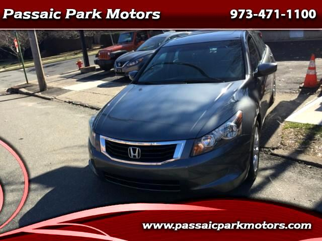 2009 Honda Accord EX L Used Cars In Passaic, NJ 07055
