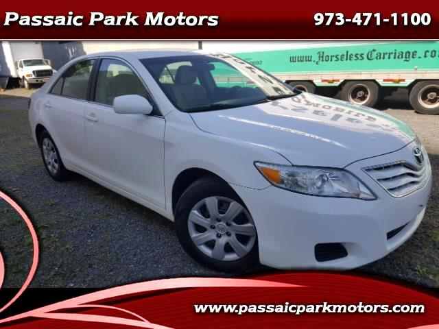 2010 Toyota Camry 4dr Sdn I4 Auto LE (Natl)