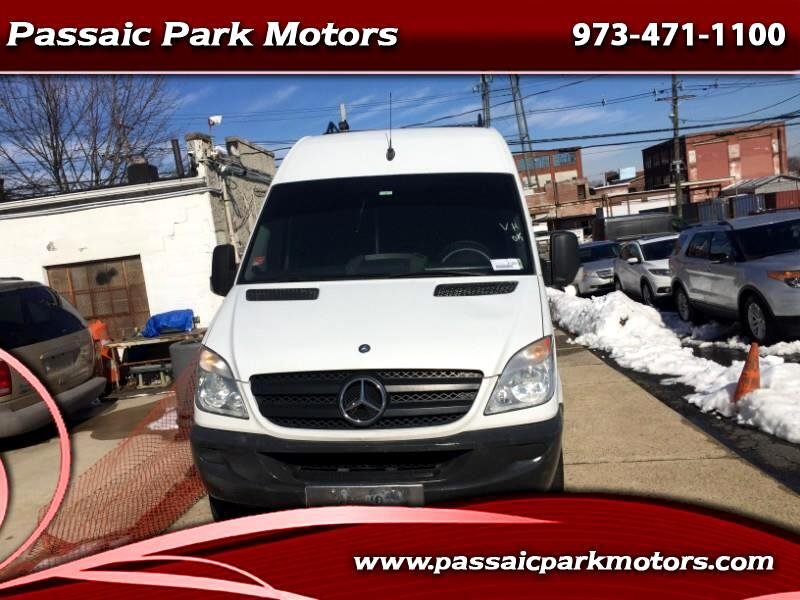 Mercedes-Benz Sprinter 2500 High Roof 170-in. WB EXT 2013