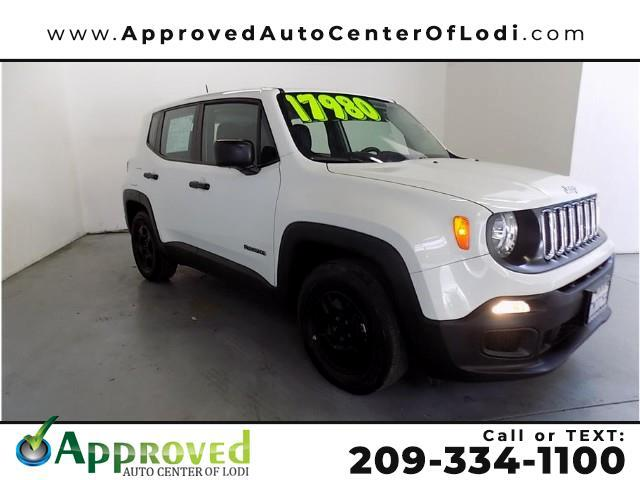 2015 Jeep Renegade Sport FWD