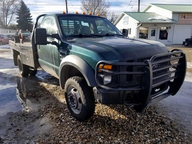 2008 Ford F-450 SD Regular Cab 4WD DRW