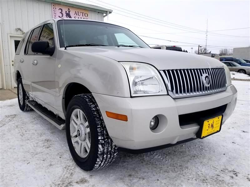 2003 Mercury Mountaineer Premier 4.6L AWD