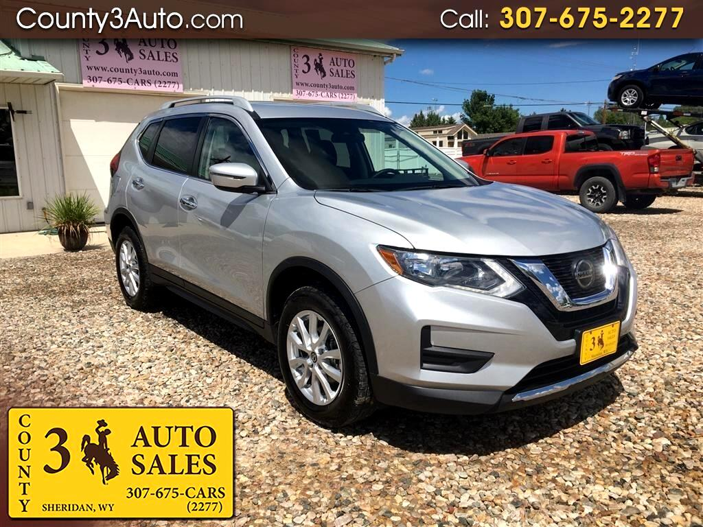 Nissan Rogue S AWD 2019