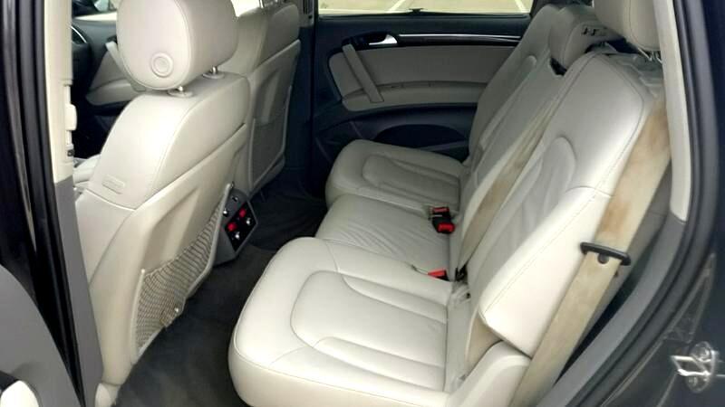 2011 Audi Q7 TDI Premium Plus quattro