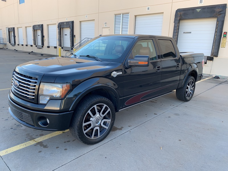 "Ford F-150 AWD SuperCrew 139"" Harley-Davidson 2010"