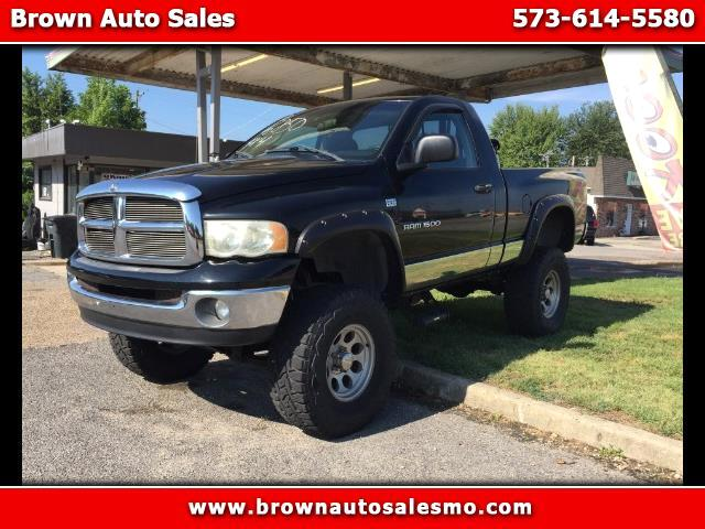 2003 Dodge Ram 1500 SLT Short Bed 4WD