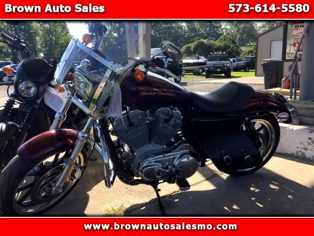 2014 Harley-Davidson XL883L