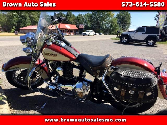 1990 Harley-Davidson FLSTC