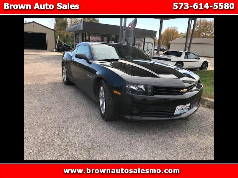 2014 Chevrolet Camaro Coupe 1LT