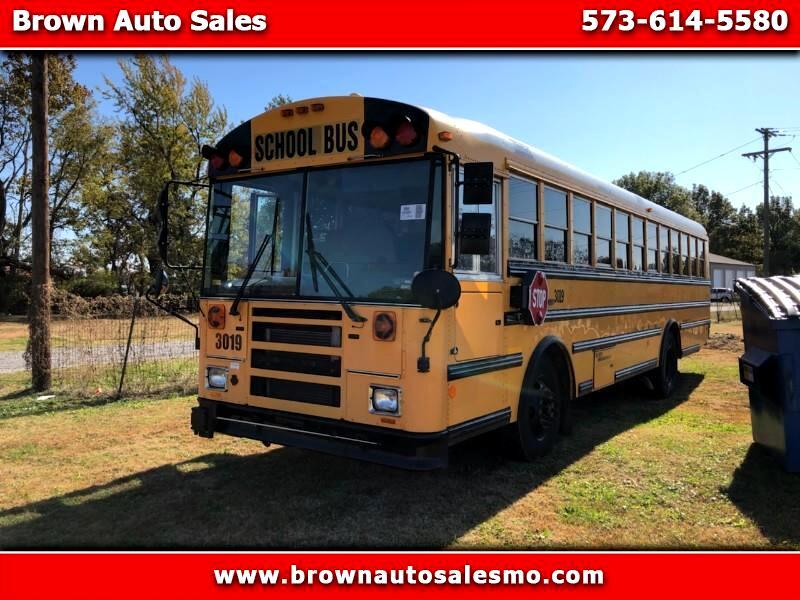 2007 Thomas School Bus