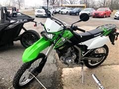 2018 Kawasaki KLX250 SJ